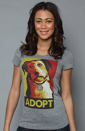 carrie underwood adopt a pet shopay style
